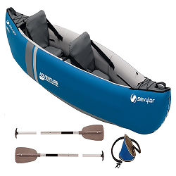 Canoe Gonflable Sevylor Adventure Kit